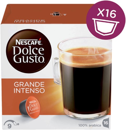 DOLCE GUSTO GRANDE INTENSO 16 CUPS 16 CUP-5