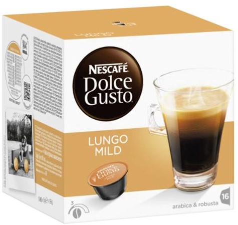 DOLCE GUSTO LUNGO MILD 16 CUPS 16 CUP-2
