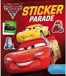 STICKERBOEK DISNEY PARADE CARS 3 1 STUK