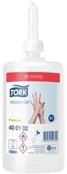 VULLING TORK PREMIUM ALCOHOLGEL ZEEP 1000ML 400102 1 STUK