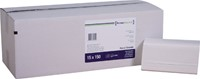 HANDDOEK PRIMESOURCE I-VOUW 2LAAGS TISSUE WIT 15 PAK-1