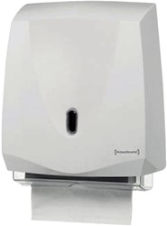 DISPENSER PRIMESOURCE HANDDOEK CLASSIC WIT 1 STUK