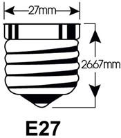 LEDLAMP ITG E27 5W 2700K AUTO DAG/NACHT SENSOR 1 STUK-2