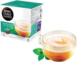 DOLCE GUSTO MARRAKESH TEA 16 CUPS / 8 DRANKEN 16 CUP