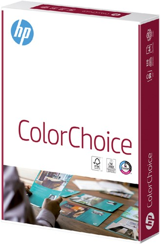 LASERPAPIER HP COLOR CHOICE A4 90GR 500 Vel