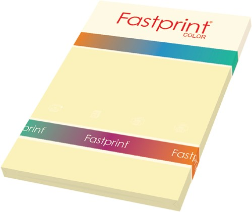 KOPIEERPAPIER FASTPRINT-100 A4 80GR IVOOR 100 Vel