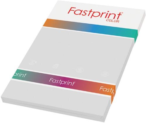 KOPIEERPAPIER FASTPRINT-100 A4 120GR GRIJS 100 Vel