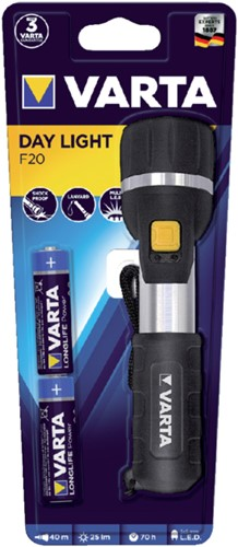 LED DAY LIGHT 2AA VARTA 1 STUK