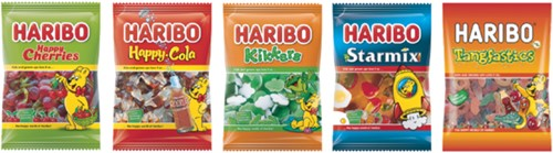 HAPPY COLA HARIBO 75GRAM 75 GRAM-2