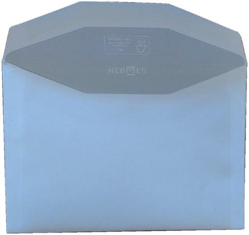 ENVELOP HERMES BANK C6 114X162 80GR 500ST WIT 500 Stuk