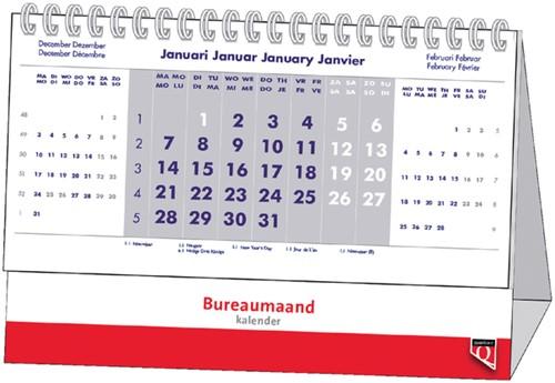 BUREAU-MAANDKALENDER 2022 QUANTORE 1 Stuk