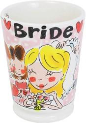 BLOND MOK BRIDE 1 STUK