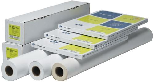 INKJETPAPIER HP C6030C 914MMX30M 130GR 30 Meter