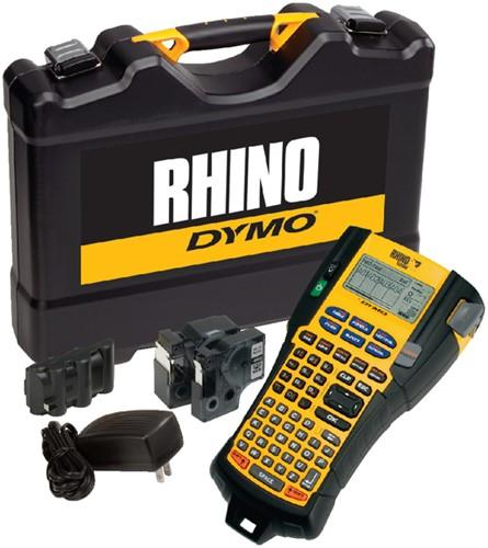 LABELPRINTER DYMO RHINO PRO 5200 ABC IN KOFFER 1 Stuk