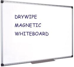 WHITEBOARD QUANTORE 30X45CM GELAKT 1 STUK
