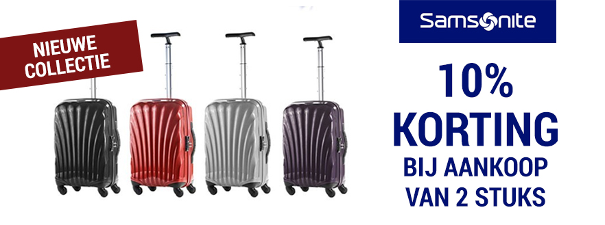 Next - Bonnet - Voorpag - Banner main 2 - SAMSONITE